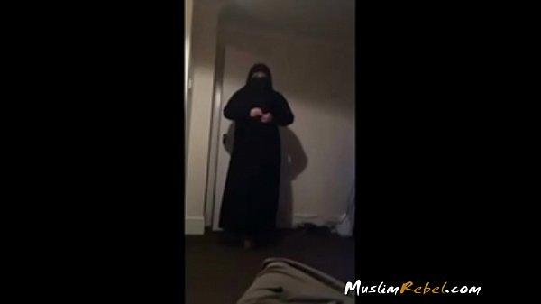 Job burka blow Muslim burka