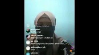 hijab saputangan live 2