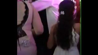 Hijab dance big ass